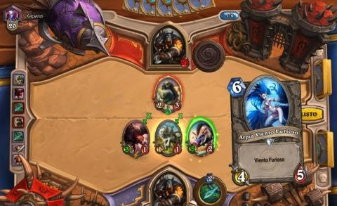 Hearthstone Heroes of Warcraft para Android