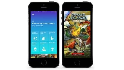Intercambio publicidad aplicaciones móviles