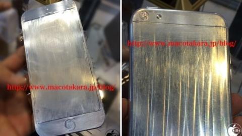 Nuevas fundas y moldes del iPhone 6