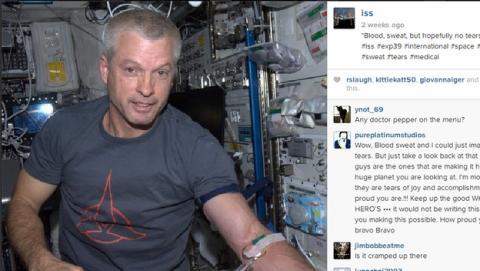 El Imperio Klingon de Star Trek conquista la Estación Espacial Internacional. También la serie Firefly.