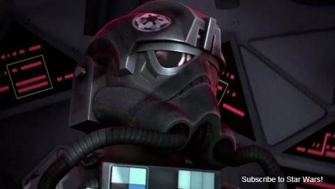 Primer trailer de Star Wars: Rebels, la primera serie animada de Disney