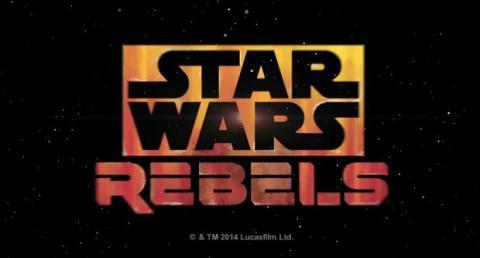 Primer trailer de Star Wars: Rebels, la nueva serie de Disney