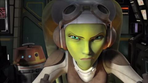 Primer trailer Star Wars: Rebels de Disney
