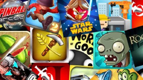 Google y Apple juegos móviles