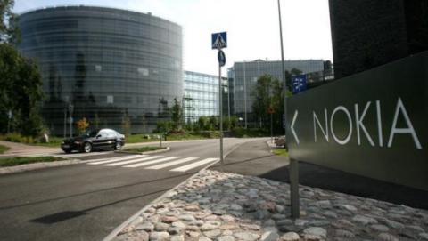 Oficinas de Nokia en Finlandia