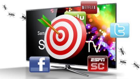 Smart TV podrían convertirse en el próximo blanco de los hackers