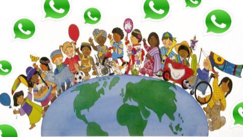 WhatsApp continúa sumando usuarios alrededor del mundo