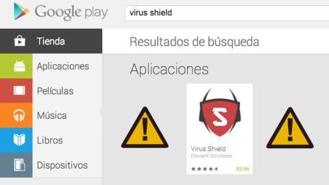 Google devuelve dinero a usuarios que compraron Virus Shield