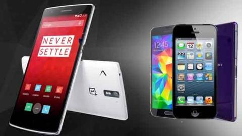 OnePlus One frente a los mejores smartphones del mercado