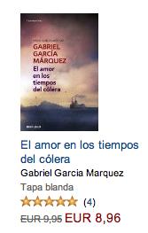 Libros en Amazon en oferta