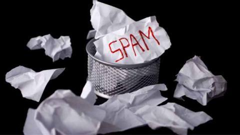 Somos el segundo país del mundo en producción de spam