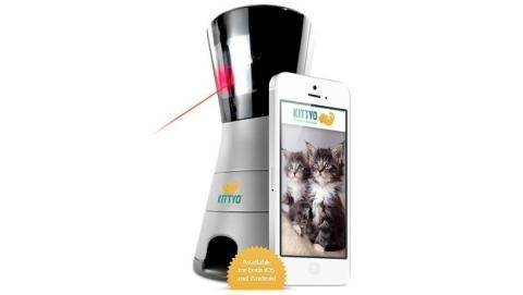 KittyO, dispositivo remoto para vigilar a tu gato