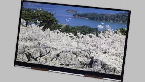 Las pantallas con resolución 4K para tablets de 10.1 pulgadas ya están listas.