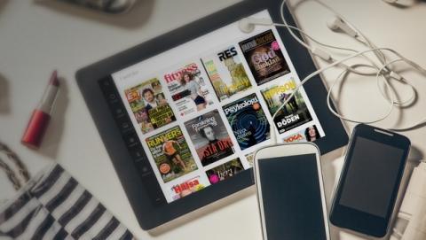 Zstory, se estrena en España el Spotify de las revistas digitales, mediante cuota mensual de suscripción