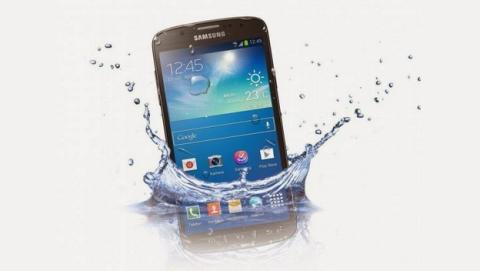 Samsung confirma la existencia de Samsung Galaxy S5 Mini, será resistente al agua y al polvo con la certificación IP67