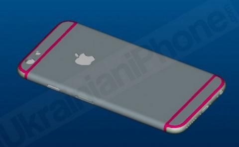 Render iPhone 6
