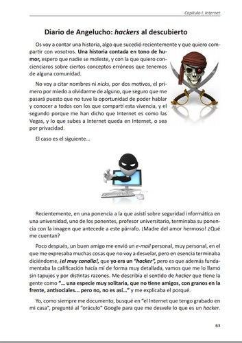 Libro gratis de seguridad en la Red X1Red+Segura