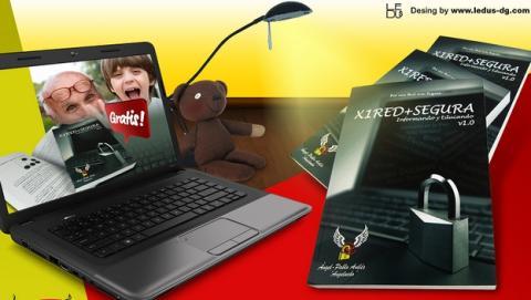 Descarga gratis el libro de seguridad en la Red X1Red+Segura Informando y Educando, de Angel Pablo Avilés, Angelucho.
