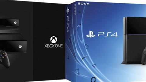ventas xbox one ps4
