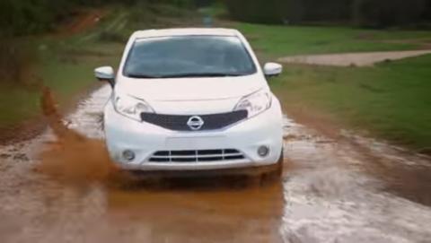 Nissan crea pintura antisuciedad