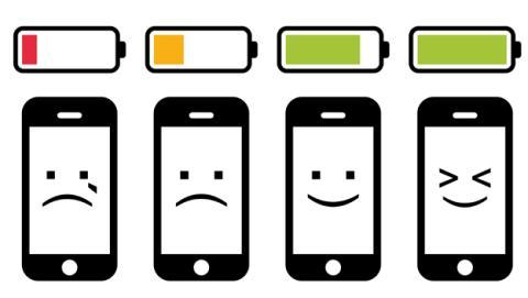 Los 15 móviles con mejor batería del mercado