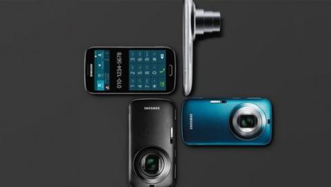 Samsun Galaxy K Zoom