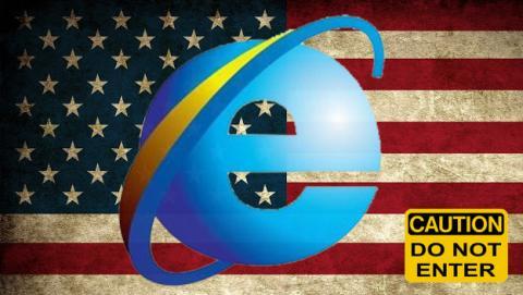 Autoridades de EE.UU recomiendan no usar Internet Explorer
