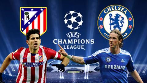 Chelsea vs Atlético de Madrid- Online
