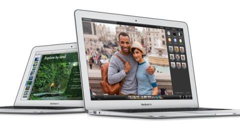 El nuevo MacBook Air 2014, más rápido, más barato