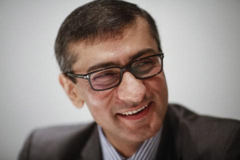 Rajeev Suri, CEO de Nokia