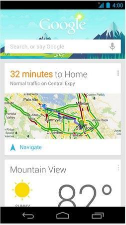 Google re recuerda dónde aparcaste el coche