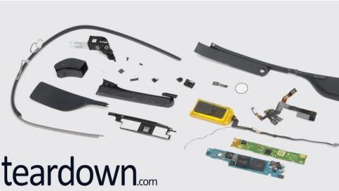 Fabricar unas gafas Google Glass cuesta 80 dólares