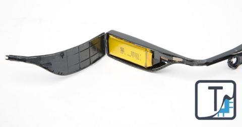 Google Glass piezas