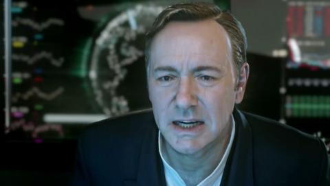 Primer trailer de Call of Duty: Advanced Warfare, con Kevin Spacey
