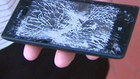 Nokia Lumia 520 salva la vida a un policía tras recibir disparo en el trasero de un secuestrador