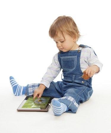 Niños, tablets y smartphones
