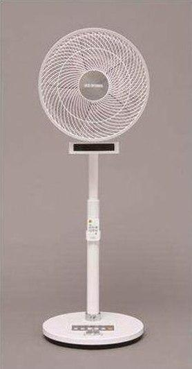 Ventilado con sensor infarrojos de calor, para detectar personas