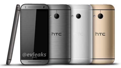 Se desvela la primera imagen y características del nuevo HTC One Mini 2, también llamado HTC One M8 Mini