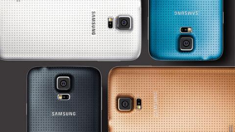 Samsung Galaxy ventas