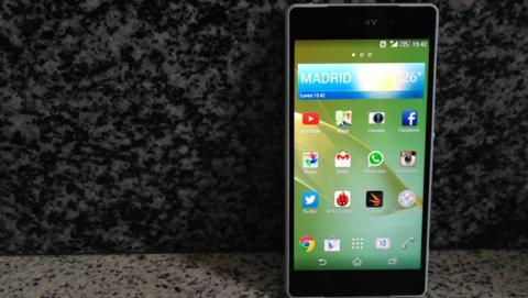 Sony Xperia Z2: análisis, precio y características