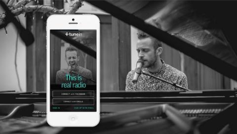 TuneIn Radio se convierte en una red social en su última actualización