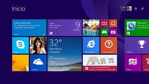 Instala Windows 8.1 Update