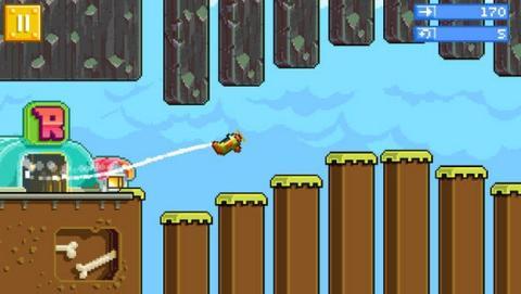 Retry, un clon de Flappy Bird de los creadores de Angry Birds