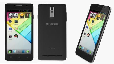 Unusual 50X, un smartphone desde 99 euros
