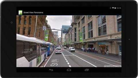 Novedades en las APIs de Google en el uso de Street View, Wallet, Location, y Google Maps, a través de Google Play Services 4.4