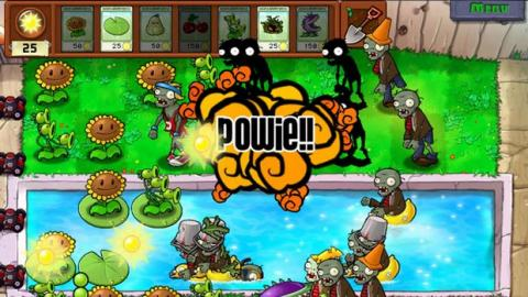 Plants vs. zombies gratis en Origin