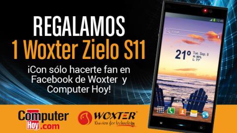 ¡Hazte Fan! Sorteamos un smartphone Woxter Zielo S11