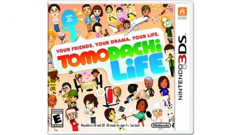 La vida de Tomodachi - Tomodachi Life
