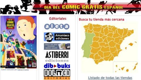 Hoy se celebra el Día del Comics Gratis. Acude a tu tienda de comics para llevarte un comic gratis de Batman, Star Wars, Guardianes de la Galaxia y otros
