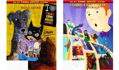 Dia del Comic Gratis